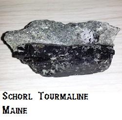 Schorl Tourmaline