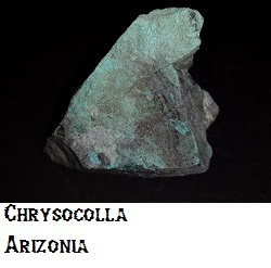 Chrysocalla specimen