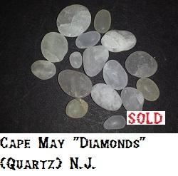 Cape May diamonds (Quartz)