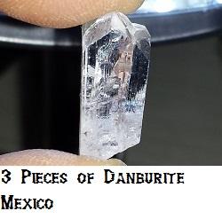 Danubrite specimen
