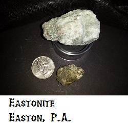Eastonite specimen