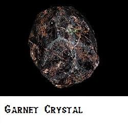 Garnet Crystal specimen
