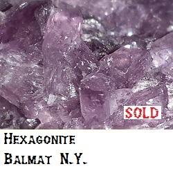 Hexagonite