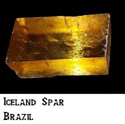 Iceland Spar
