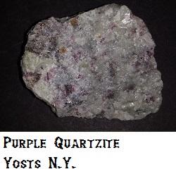 Purple Quartzite